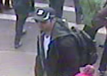 Boston Marathon Bombing Suspect Black Hat 2