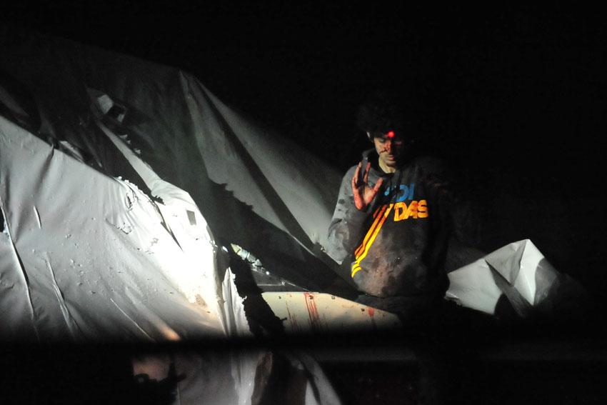 DTsarnaev-Arrest