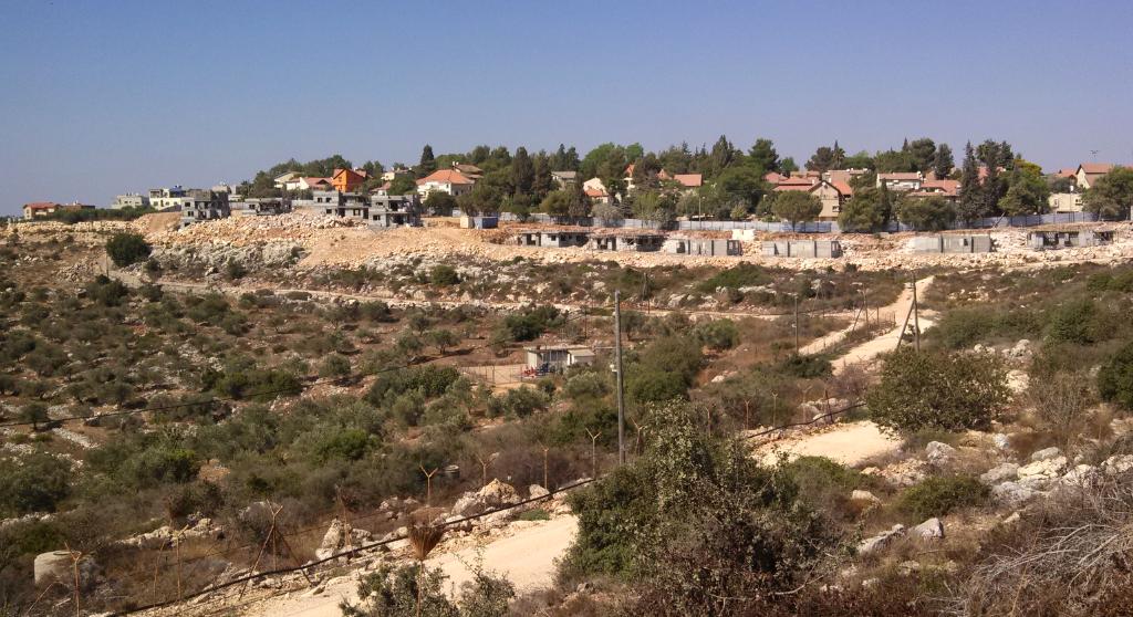 (Barkan, Samaria, Israel)