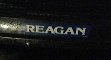 Bumper Sticker - Maryland - Reagan