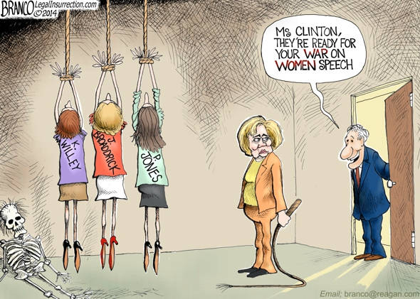 Hillary Clinton War on Women