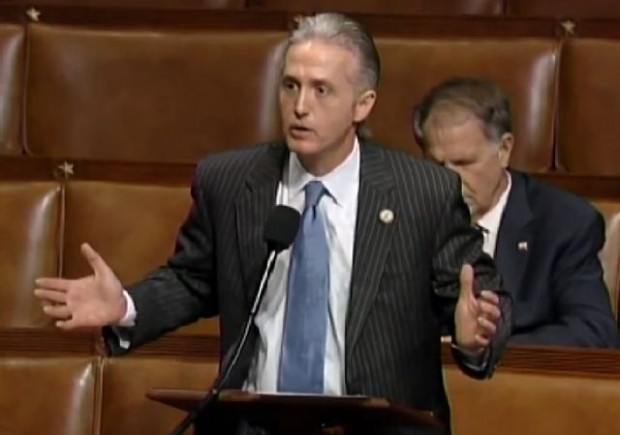 Rep. Trey Gowdy announces plans to retire, return to justice system