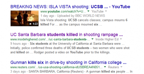 LI #32 UCSB shooting