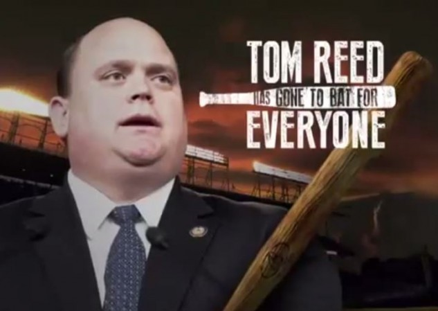 Martha Robertson Ad Himself Fat Tom Reed