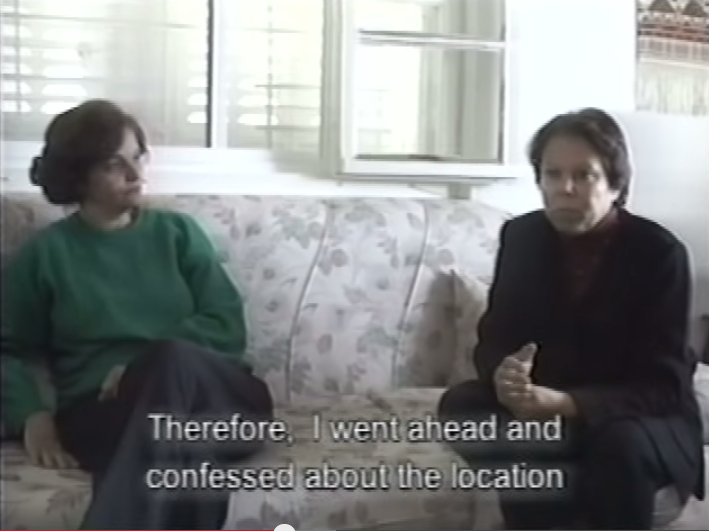 Women in Struggle Rasmieh Odeh Ayesha Confessed About Weapons Location