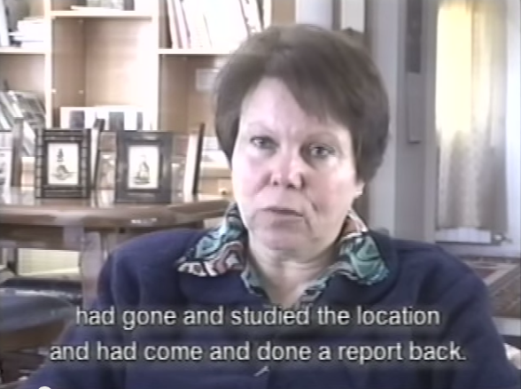 Women in Struggle Video Rasmiyeh Oudeh studied location