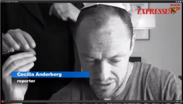 Swedish Reporter Malmo Kippah
