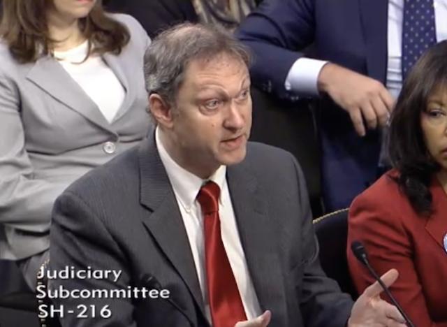 Dr. John Lott testifies to Congress
