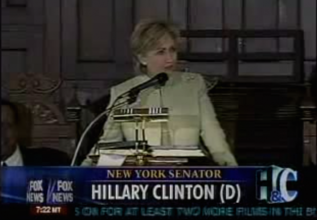 Hillary Clinton  Fake Southern Accent  Flashbackfriday-5532
