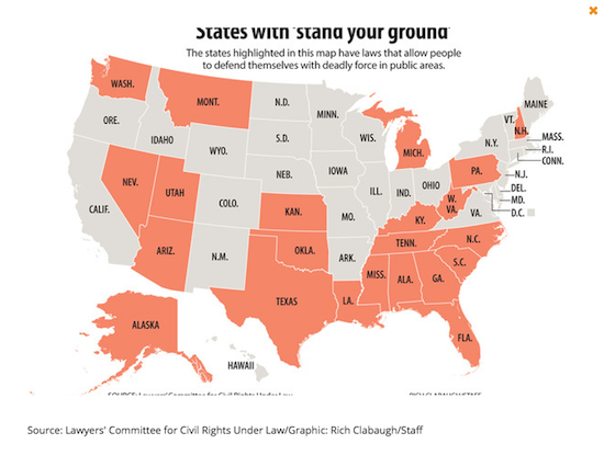 Stand-Your-Ground Christian Science Monitor 2013