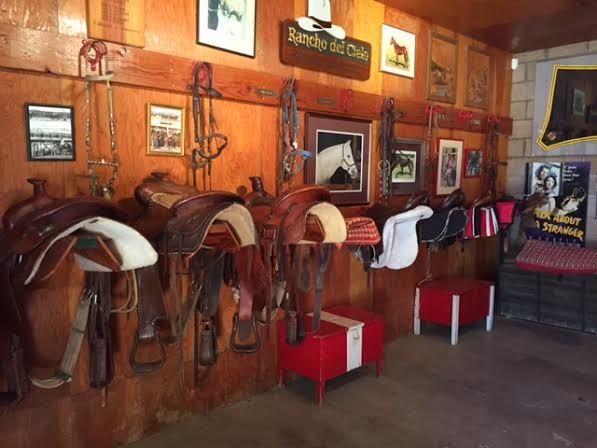 [Reagan Ranch - Tack Room]