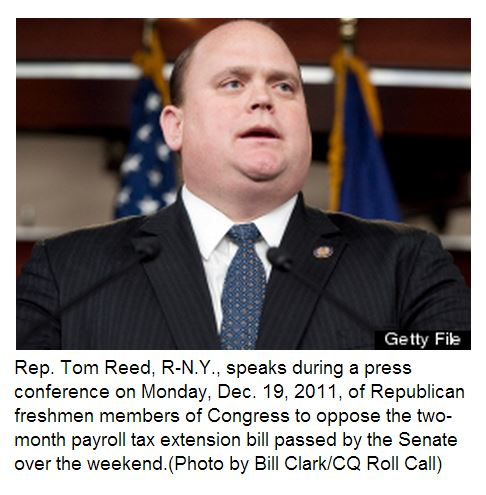 Tom Reed 2011 photo