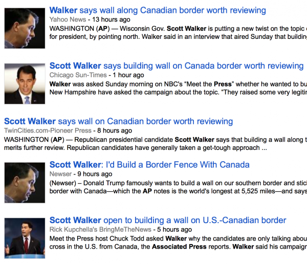 scott walker headlines border canada immigration reform