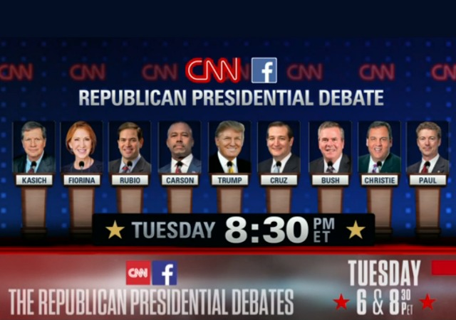 cnn republican debate live reactions december 15 2015 watch live livestream national security global terrorism