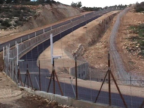 Israel's security fence
