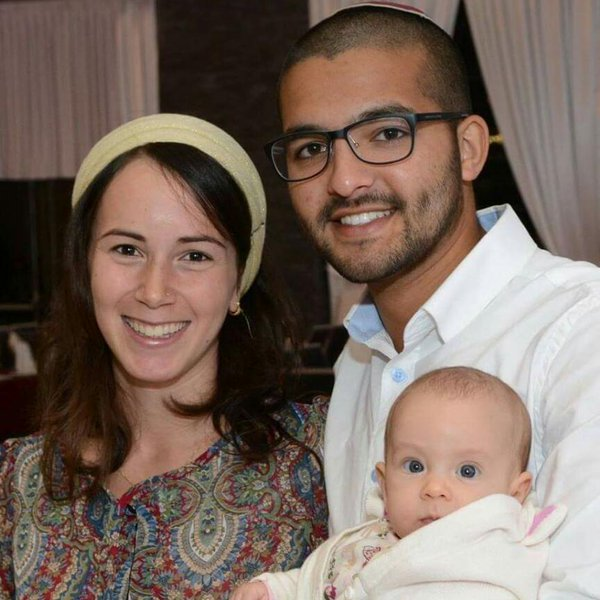 Tuvia Yanai Weissman and family