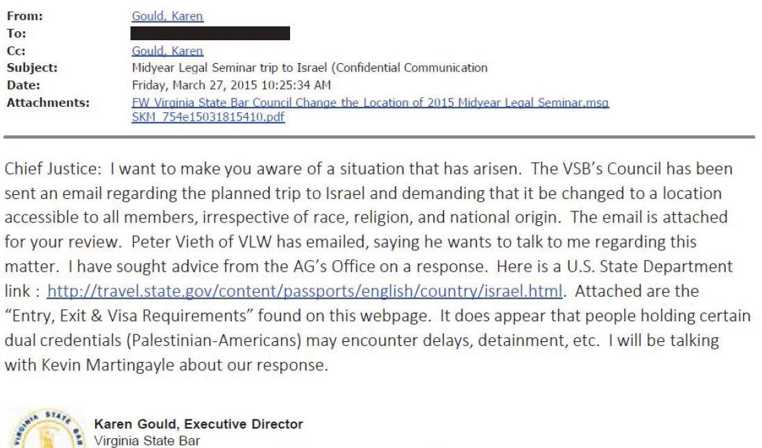 VSB Email 3-27-2015 1025 Gould to Lemons - redacted