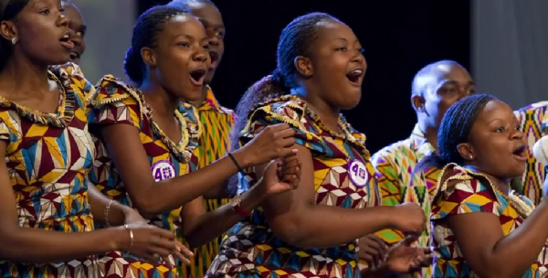 A Global Church | UMC African Worship | Credit: You Tube