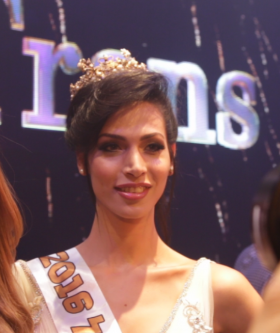 Abu Hanna, Miss Trans Israel 2016