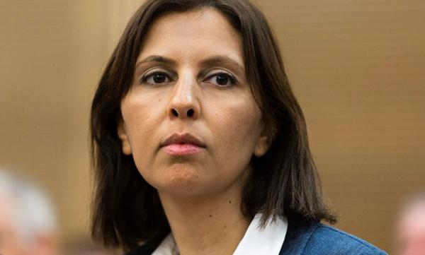 Israel's Minister for Social Equality Gila Gamliel