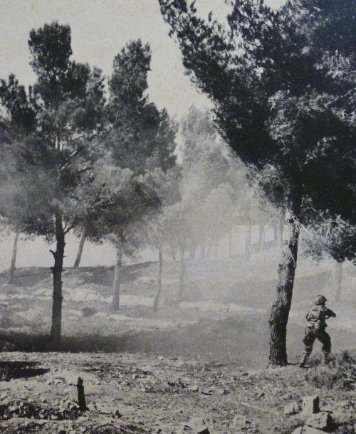 Battle for Ammunition Hill