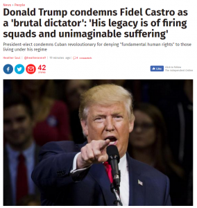 http://www.independent.co.uk/news/people/donald-trump-condemns-fidel-castro-as-a-brutal-dictator-a7441006.html