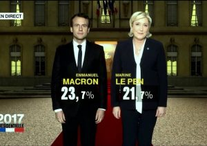 France Election: Merkel Government Openly Backs Macron Ahead of May Runoff