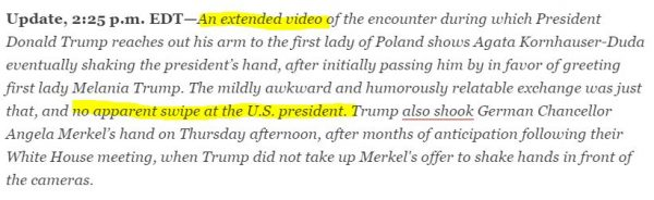 http://www.newsweek.com/donald-trump-handshake-poland-president-wife-melania-trump-smack-video-watch-632808