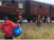 Scotland:  Stranded Family Rescued By Hogwarts Express