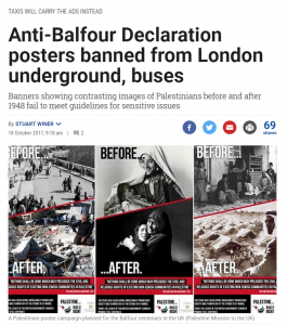 https://www.timesofisrael.com/anti-balfour-declaration-posters-banned-from-london-underground/