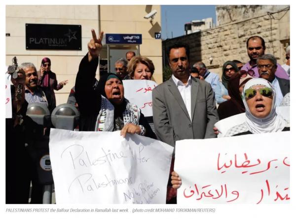 http://www.jpost.com/Israel-News/Israeli-Arabs-Palestinians-to-protest-Balfour-Declaration-508585