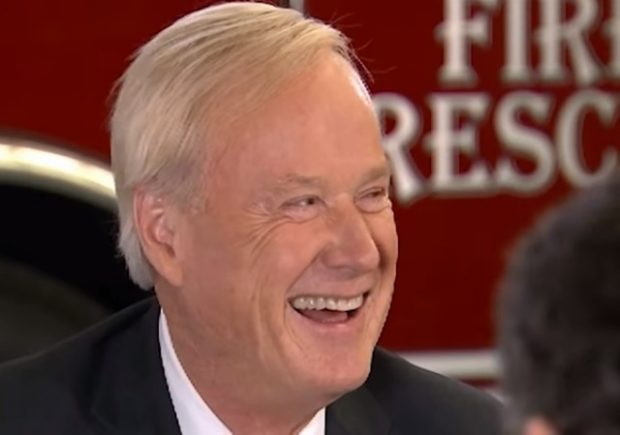 MSNBC's Chris Matthews Joked About Drugging Hillary Clinton