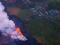 Kilauea lava flows threaten geothermal power plant