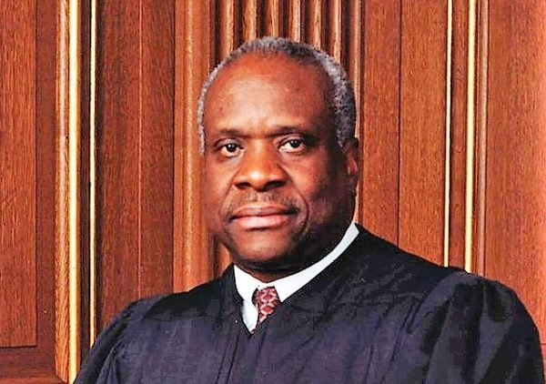 public domain https://commons.wikimedia.org/wiki/File:Clarence_Thomas_official.jpg