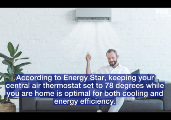 http://www.fox26houston.com/news/federal-energy-program-suggests-keeping-thermostat-set-at-78-degrees-82-while-you-sleep?fbclid=IwAR1pU88AP3CxBT1QMDsUn_Z0wjQ0sJn16vD8sjLfVufA0nHzjx2m9gsoZF4