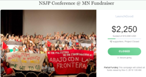 https://www.launchgood.com/campaign/nsjp_conference__mn_fundraiser?fbclid=IwAR3zB_Oa98vQBGhrJidtazQDgBLCIkEFZrg43uRqZVyCYS_uOa9acsuDfso#!/