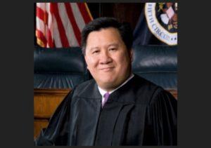 https://commons.wikimedia.org/wiki/File:JudgeJamesHo.jpg Public Domain