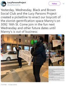 https://twitter.com/LucyParsonsProj/status/1073370522757394432