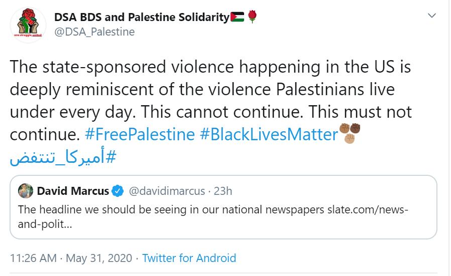 https://twitter.com/DSA_Palestine/status/1267115317454614530