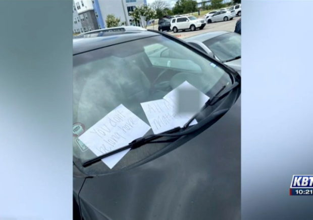 https://www.kbtx.com/2020/07/08/texas-am-police-close-investigation-into-racist-notes-found-on-students-car/