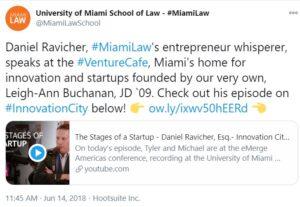 https://twitter.com/MiamiLawSchool/status/1007287848100384768